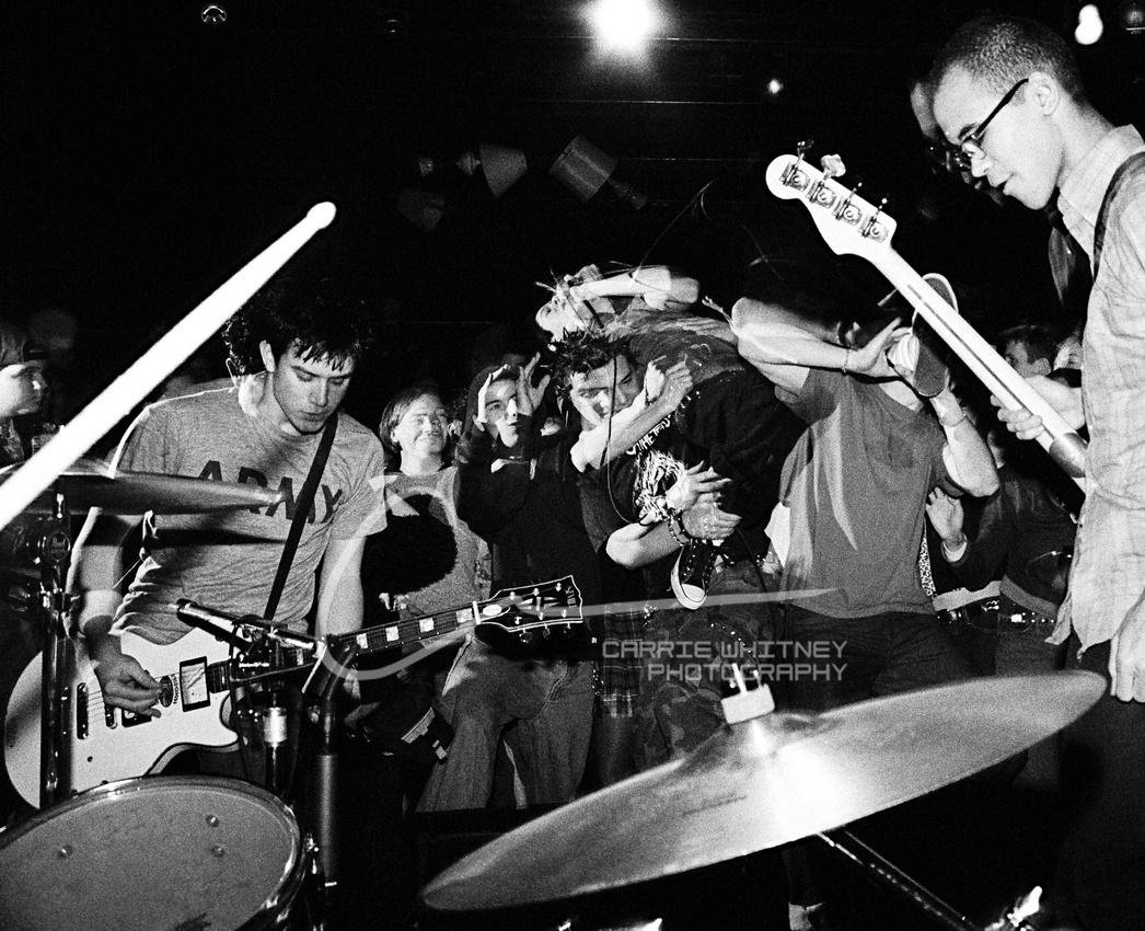 The Blood Brothers @Velvet Elvis, Seattle, WA 1998