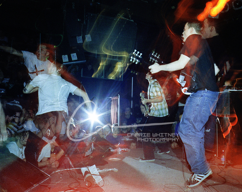 Undertow @RCKNDY, Seattle 12-27-1997