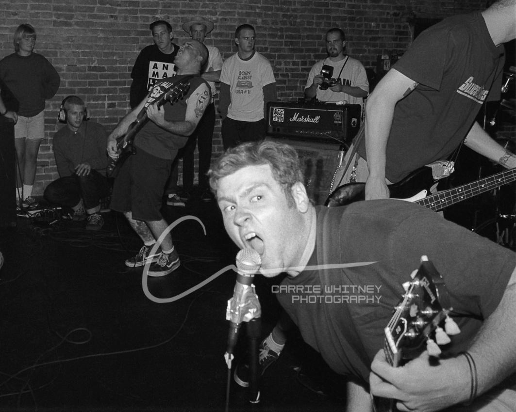 Deadguy @Velvet Elvis, Seattle, WA - 08/09/1995